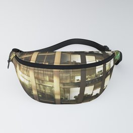 Day to nigh of an office Fanny Pack