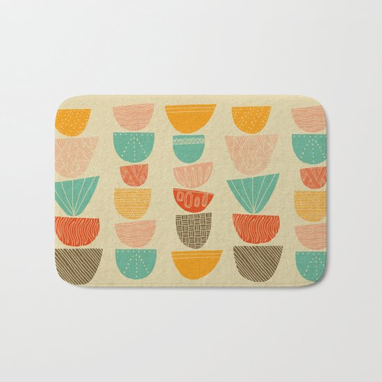Stacks Bath Mat