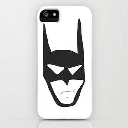 Bat Guy iPhone Case