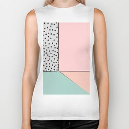 that's so 80's - Holly's home Biker Tank
