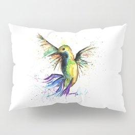 Humming Bird - Ribbons Pillow Sham