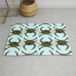 Don't be Crabby! Rug