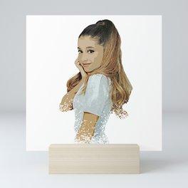 ariana desain 006 Mini Art Print