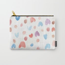 171122 Watercolour Pattern 1 Carry-All Pouch