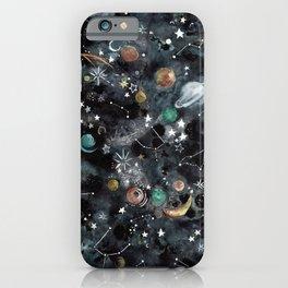 Cosmic Universe iPhone Case
