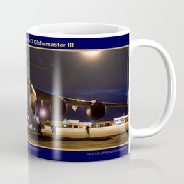 UNITED STATES AIR FORCE C-17 GLOBEMASTER III Coffee Mug