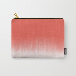 Soft red watercolor Carry-All Pouch