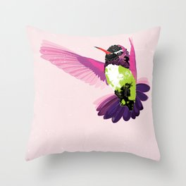 Paloma. Throw Pillow