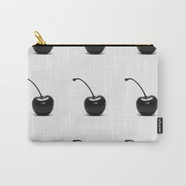 Black Cherries Carry-All Pouch