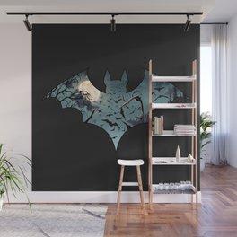 Batty Cutout Wall Mural