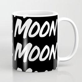 withe logos Coffee Mug
