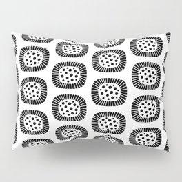 Atomic Sunburst Pillow Sham