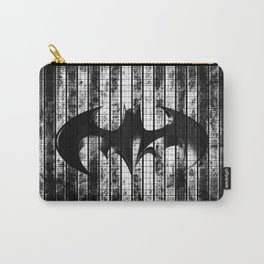 Bat in the shadow Carry-All Pouch