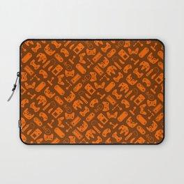 Control Your Game - Tradewinds Orange Laptop Sleeve