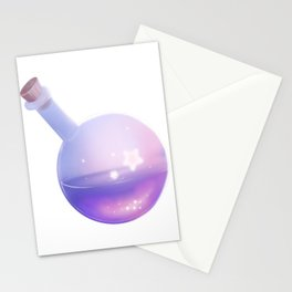 Magic potion Stationery Cards