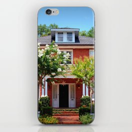 Location House iPhone Skin