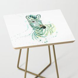 Zebra 2 Side Table