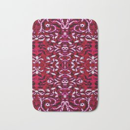 Raging Red Arabian Nights Bath Mat