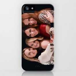 THE LADIES OF ONCE UPON A TIME / SDCC 2016 iPhone Case