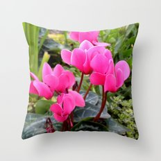 Small Wonders I Throw Pillow