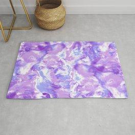 Marble Mist Lilac Rug