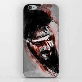 against iPhone Skin