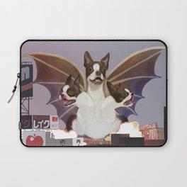 King Pupdorah Laptop Sleeve