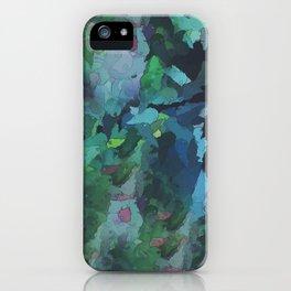 Tree Vomit iPhone Case