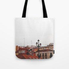 Calle Mayor Tote Bag