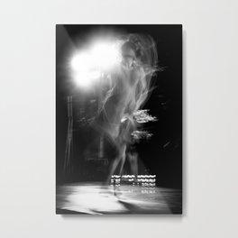 tango ballet dancer Metal Print