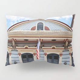 New Orleans American Creole Cottage Pillow Sham