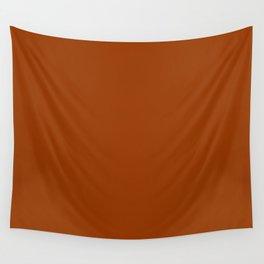 Cello Mood ~ Tawny Orange Wall Tapestry