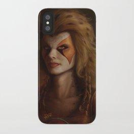 ThunderCats Collection - Cheetara iPhone Case