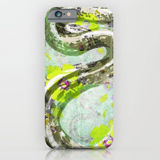 Garden Snake Commons iPhone & iPod Case