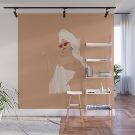 Spa Day Wall Mural