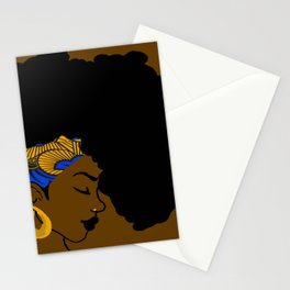Fro African Stationery Cards