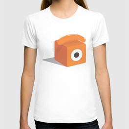 cubical glance T-shirt