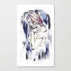 Minutes Canvas Print