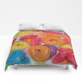 Fruity Cereal Comforters