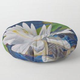 Waterlily Floor Pillow