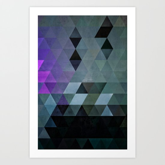 Vysse Art Print
