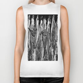 French Symphony of Dying Leaves Biker Tank