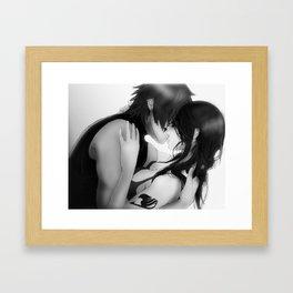 Jerza - Lust Framed Art Print