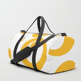 Circles Dots Bubbles :: Mango Inverse Duffle Bag
