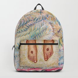Hope - by SHUA artist Backpack