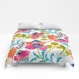 Tropical Jazz Comforters