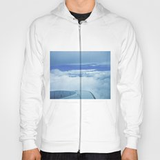 In heaven or hell, but with you. Hoody