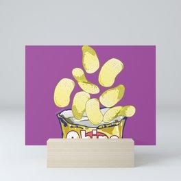 Potato Chips : Junkies Collection Mini Art Print