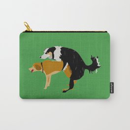 DOGS MATE SEX MAKE LOVE Carry-All Pouch
