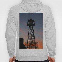 Alcatraz Tower Hoody
